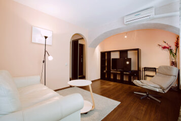 2-комн. квартира, 54 кв.м. на 4 человека, Большая Грузинская улица, метро Белорусская, Москва - Фотография 2