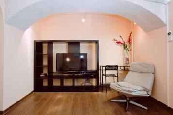2-комн. квартира, 54 кв.м. на 4 человека, Большая Грузинская улица, метро Белорусская, Москва - Фотография 4