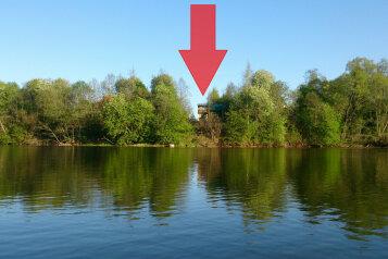 Коттедж в лесу на берегу водохранилища, 130 кв.м. на 8 человек, 4 спальни, Жуковка, 11, Волоколамск - Фотография 1