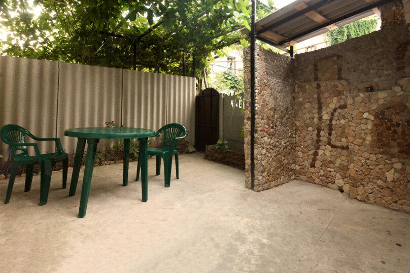 Уютный дом  со своим двориком., 30 кв.м. на 4 человека, 1 спальня, улица 8 Марта, 12, Феодосия - Фотография 20