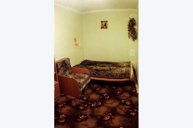 3-комн. квартира на 6 человек, улица Победы, 15, Динамо, Феодосия - Фотография 11