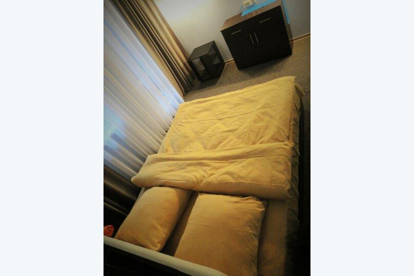 3 комнатный (6 спальных мест), зона отдыха, База отдыха «Волна», Екатеринбург - Фотография 5