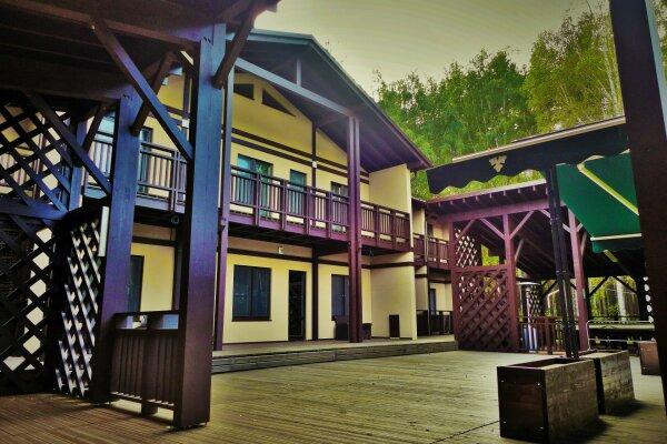 Турбаза, зона отдыха, База отдыха «Волна» на 6 номеров - Фотография 1