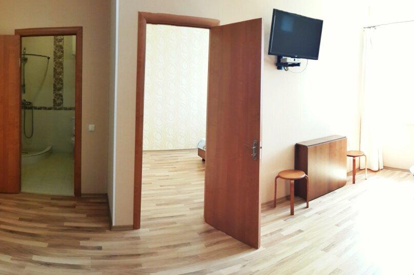 Люкс на 3-м этаже, Баранова , 12-В, Симеиз - Фотография 2