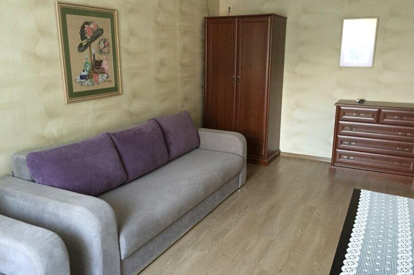 2-комн. квартира, 55 кв.м. на 5 человек, улица Космонавтов, 12, Форос - Фотография 3