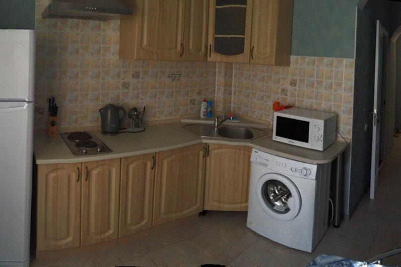 2-комн. квартира, 55 кв.м. на 5 человек, улица Космонавтов, 12, Форос - Фотография 5