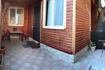 Деревянный домик, 35 кв.м. на 4 человека, 1 спальня, улица Космонавтов, Форос - Фотография 2