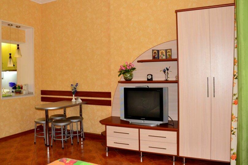 1-комн. квартира, 25 кв.м. на 4 человека, улица Кирова, 12, Ялта - Фотография 4