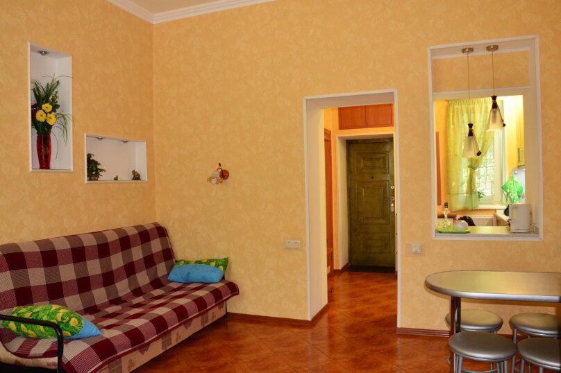 1-комн. квартира, 25 кв.м. на 4 человека, улица Кирова, 12, Ялта - Фотография 5