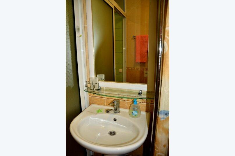 1-комн. квартира, 25 кв.м. на 3 человека, улица Кирова, 12, Ялта - Фотография 14