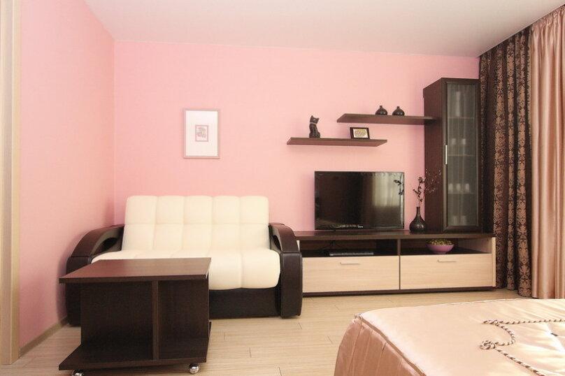 1-комн. квартира, 43 кв.м. на 2 человека, улица 40-летия Победы, 31В, Челябинск - Фотография 11