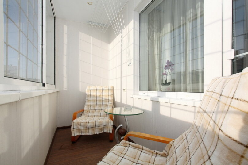 1-комн. квартира, 43 кв.м. на 2 человека, улица 40-летия Победы, 31В, Челябинск - Фотография 23