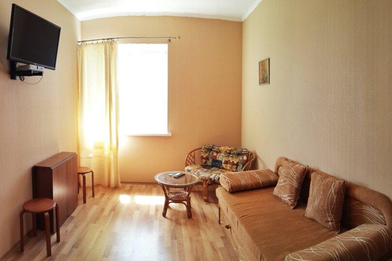 Люкс на 3-м этаже, Баранова , 12-В, Симеиз - Фотография 1