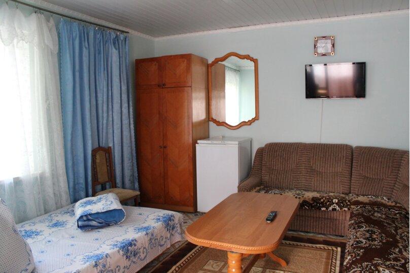 1 комнатный с доп. местом, улица Генерала Бирюзова, 61, Судак - Фотография 2