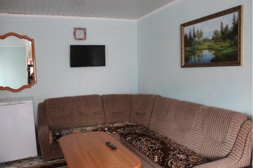 1 комнатный с доп. местом, улица Генерала Бирюзова, 61, Судак - Фотография 3