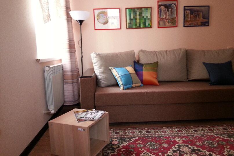 1-комн. квартира, 40 кв.м. на 4 человека, улица Чкалова, 72, Кисловодск - Фотография 1