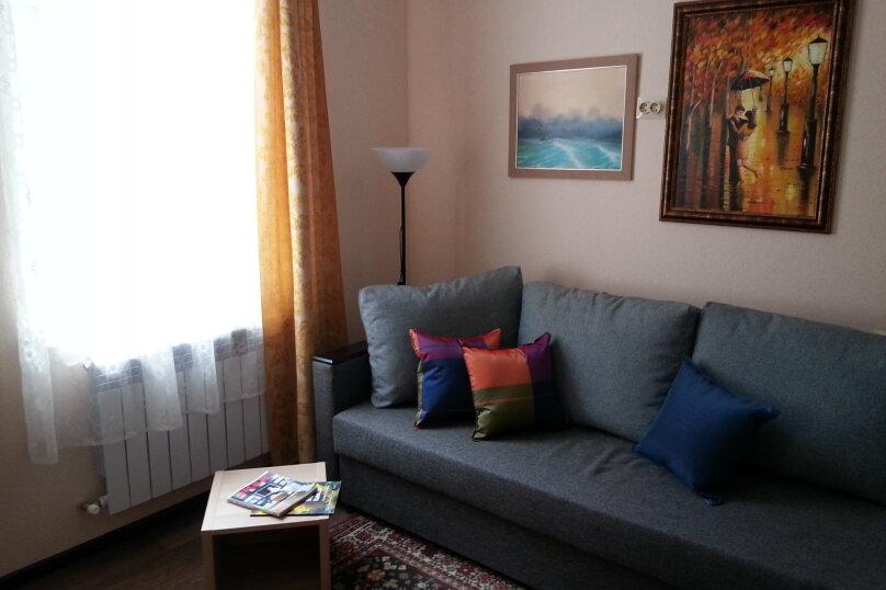 1-комн. квартира, 40 кв.м. на 4 человека, улица Чкалова, 72, Кисловодск - Фотография 5
