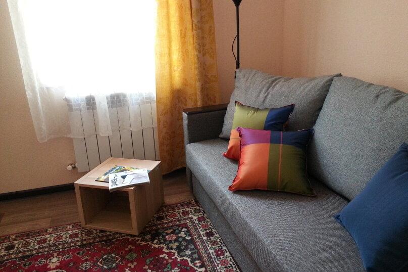 1-комн. квартира, 40 кв.м. на 4 человека, улица Чкалова, 72, Кисловодск - Фотография 2