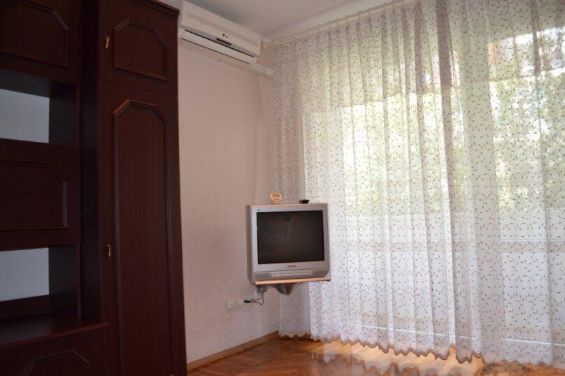 1-комн. квартира, 35 кв.м. на 3 человека, Маратовская улица, 55, Гаспра - Фотография 7