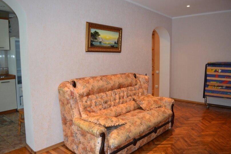 1-комн. квартира, 35 кв.м. на 3 человека, Маратовская улица, 55, Гаспра - Фотография 8