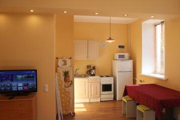 2-комн. квартира, 57 кв.м. на 4 человека, улица Ленина, 50, Железногорск - Фотография 2