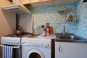 1-комн. квартира, 36 кв.м. на 5 человек, улица Ольминского, метро Елизаровская, Санкт-Петербург - Фотография 2