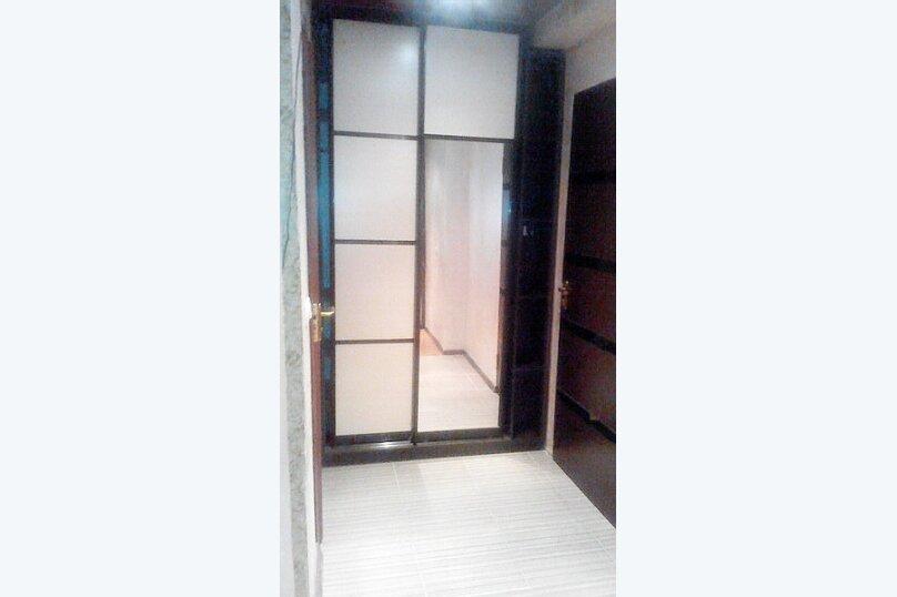 1-комн. квартира, 38 кв.м. на 3 человека, Долинный переулок, 15А, Коктебель - Фотография 6