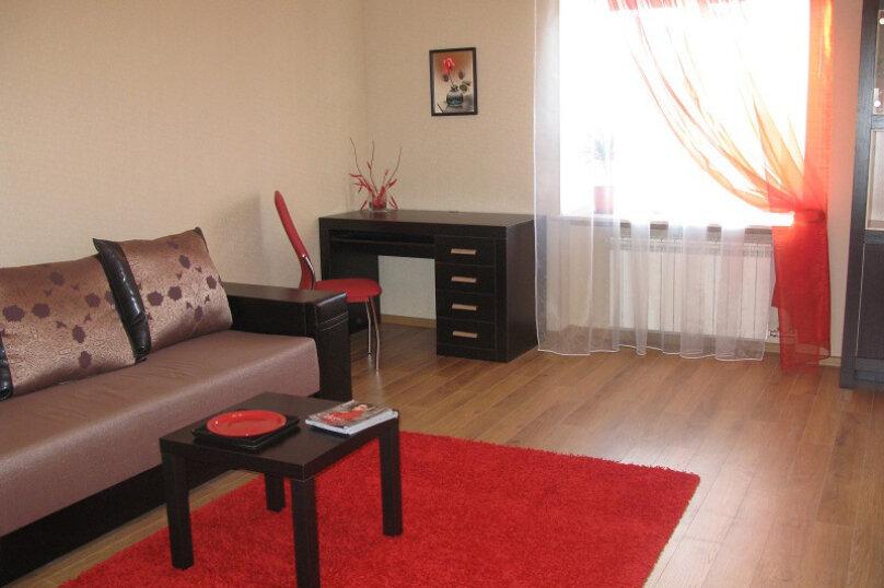 1-комн. квартира, 46 кв.м. на 3 человека, Морская набережная, 19, Санкт-Петербург - Фотография 4