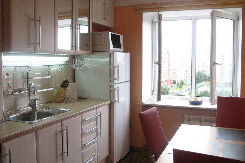 1-комн. квартира, 46 кв.м. на 3 человека, Морская набережная, 19, Санкт-Петербург - Фотография 2
