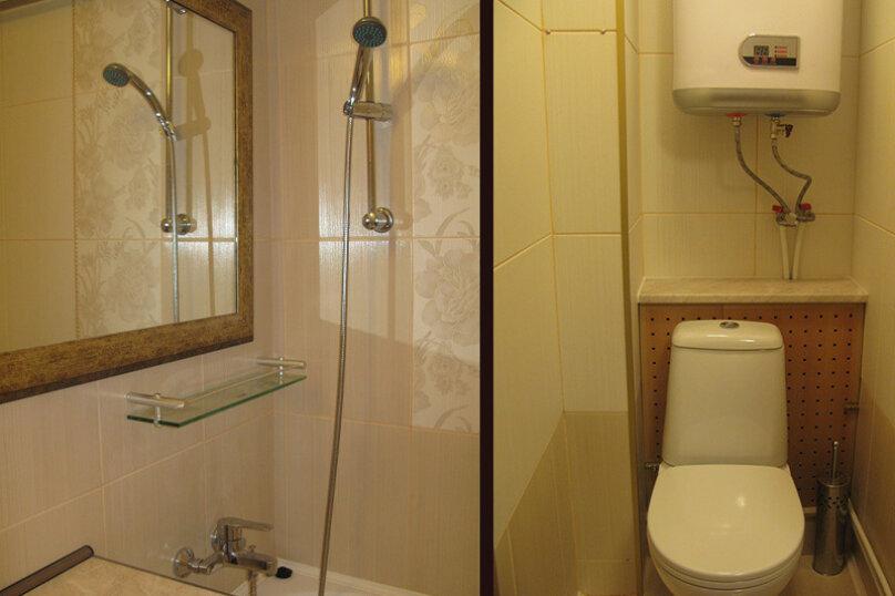 1-комн. квартира, 46 кв.м. на 3 человека, Морская набережная, 19, Санкт-Петербург - Фотография 8