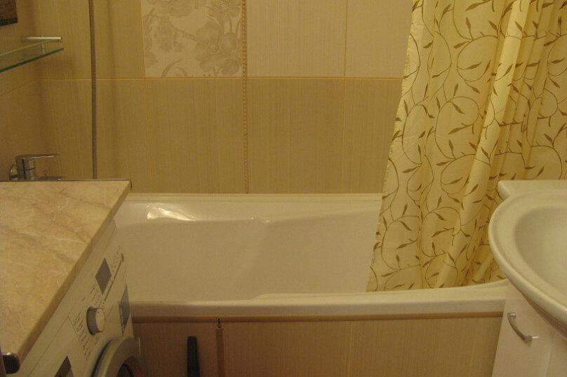 1-комн. квартира, 46 кв.м. на 3 человека, Морская набережная, 19, Санкт-Петербург - Фотография 9