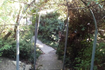 Садовый домик в зеленом дворе, 25 кв.м. на 3 человека, 1 спальня, Алупкинское  шоссе, 30, Мисхор - Фотография 2
