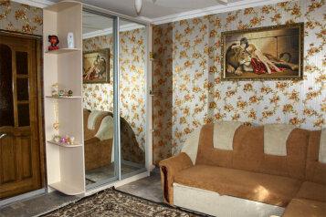 Сдам по суточно, 80 кв.м. на 5 человек, 2 спальни, улица 13 Ноября, Евпатория - Фотография 4