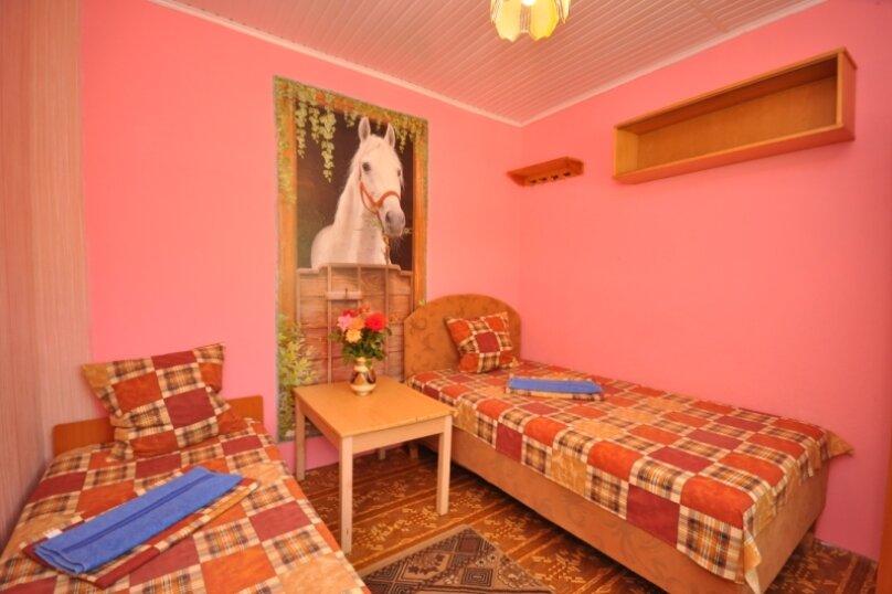 Номер с удобствами, улица Челюскинцев, 113А, посёлок Любимовка, Севастополь - Фотография 4