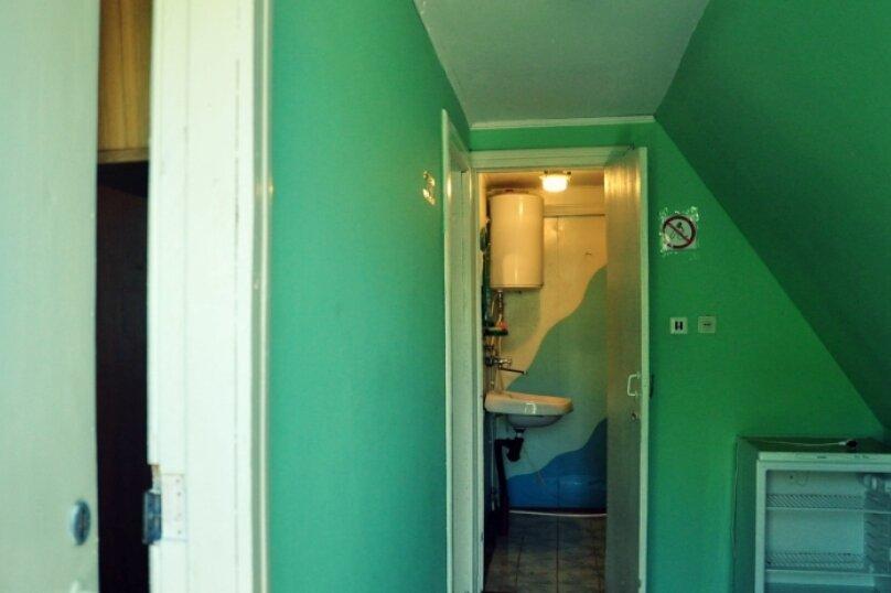 Номер с удобствами, улица Челюскинцев, 113А, посёлок Любимовка, Севастополь - Фотография 6