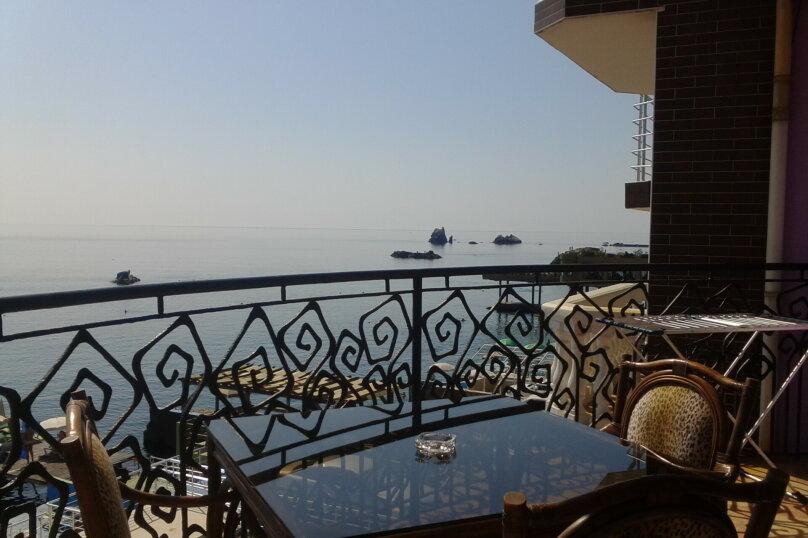 Люкс с видом на море, Княгини Гагариной, 128, Утес - Фотография 2