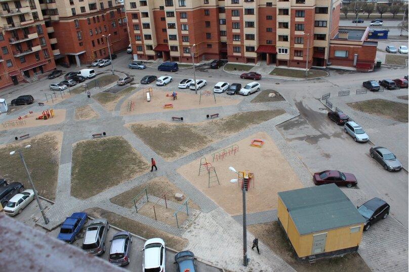 1-комн. квартира, 50 кв.м. на 4 человека, Рижский проспект, 74А, Псков - Фотография 14