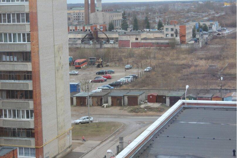 1-комн. квартира, 50 кв.м. на 4 человека, Рижский проспект, 74А, Псков - Фотография 15