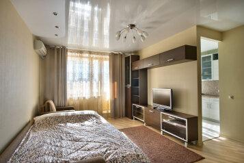 2-комн. квартира, 60 кв.м. на 4 человека, Елецкая улица, Ворошиловский район, Волгоград - Фотография 1