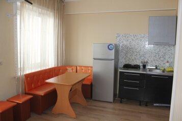 1-комн. квартира, 30 кв.м. на 3 человека, улица Сахьяновой, 21, Октябрьский район, Улан-Удэ - Фотография 1
