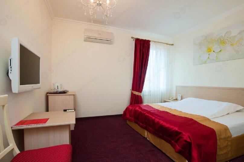 Двухместный номер  с одной кровать, улица Бабушкина, 156, Краснодар - Фотография 1