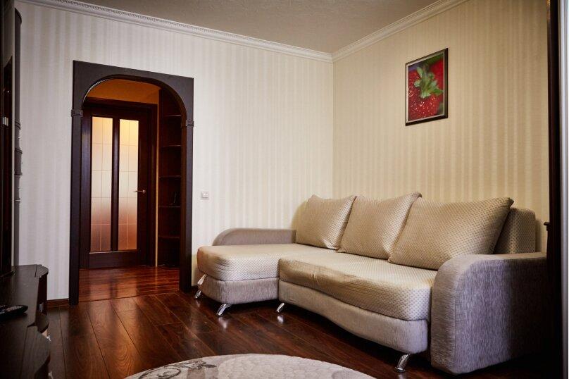 3-комн. квартира, 62 кв.м. на 6 человек, улица Фридриха Энгельса, 91, Калуга - Фотография 4