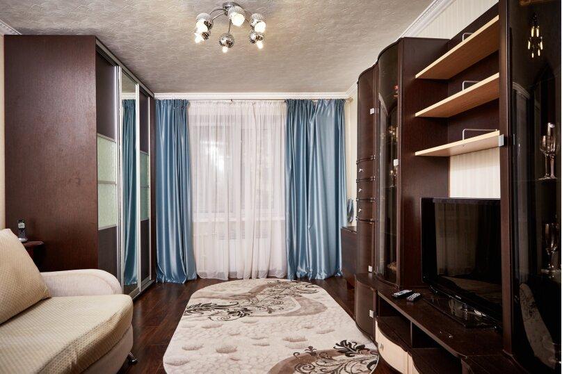 3-комн. квартира, 62 кв.м. на 6 человек, улица Фридриха Энгельса, 91, Калуга - Фотография 5