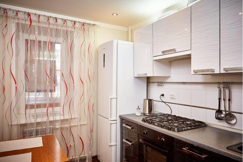 3-комн. квартира, 62 кв.м. на 6 человек, улица Фридриха Энгельса, 91, Калуга - Фотография 9