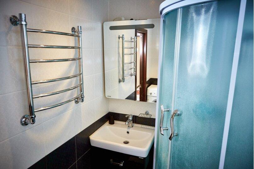 3-комн. квартира, 62 кв.м. на 6 человек, улица Фридриха Энгельса, 91, Калуга - Фотография 11