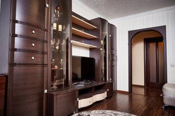 3-комн. квартира, 62 кв.м. на 6 человек, улица Фридриха Энгельса, Ленинский округ, Калуга - Фотография 3