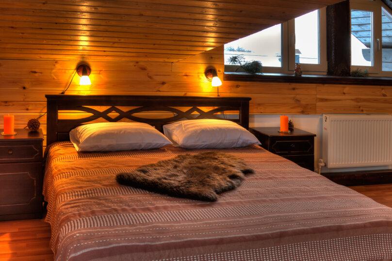 Двухместный с одной двухспальной кроватью,  Курово, 42 А, Дмитров - Фотография 1
