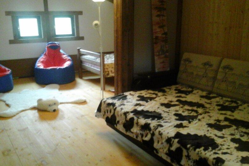 Сдам дом с сауной, 100 кв.м. на 6 человек, 2 спальни, деревня Вельево, 74, Солнечногорск - Фотография 3