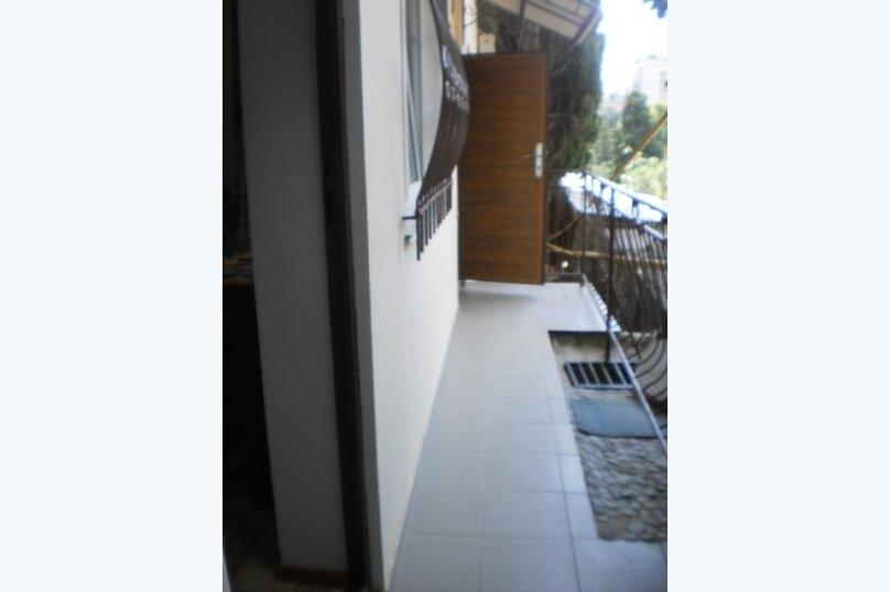 3-х местный номер, улица Яна Булевского, 6, Ялта - Фотография 10