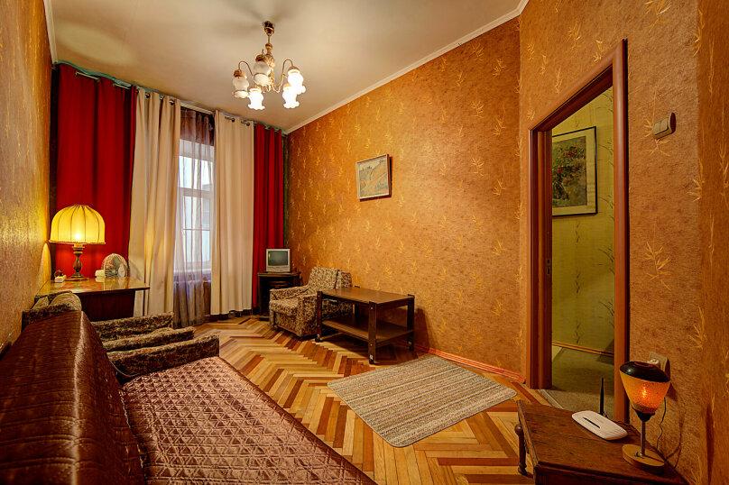 1-комн. квартира, 44 кв.м. на 3 человека, улица Жуковского, 18, Санкт-Петербург - Фотография 3